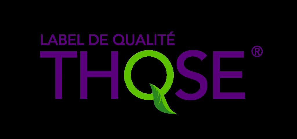 Logo label THQSE