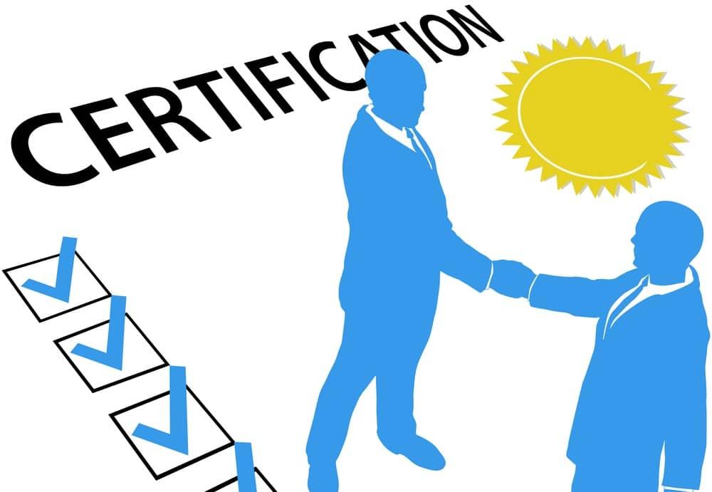 Certification V2014